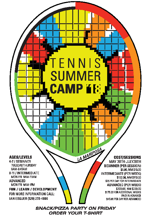 Summer Tenis Camp Tucson